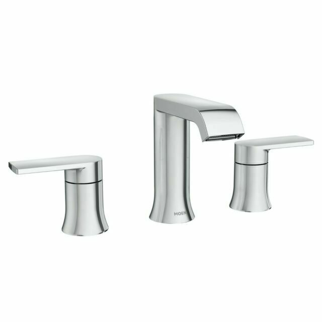 Genta 2 Handle Bathroom Faucet, Bathroom Faucets Clearance