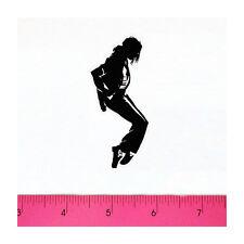 Skateboard Luggage Laptop Guitar 3M Matte Decal Sticker - Michael Jackson Dance