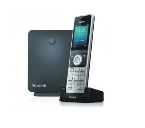 W60P Dect Base and Handset Package NEW Yealink
