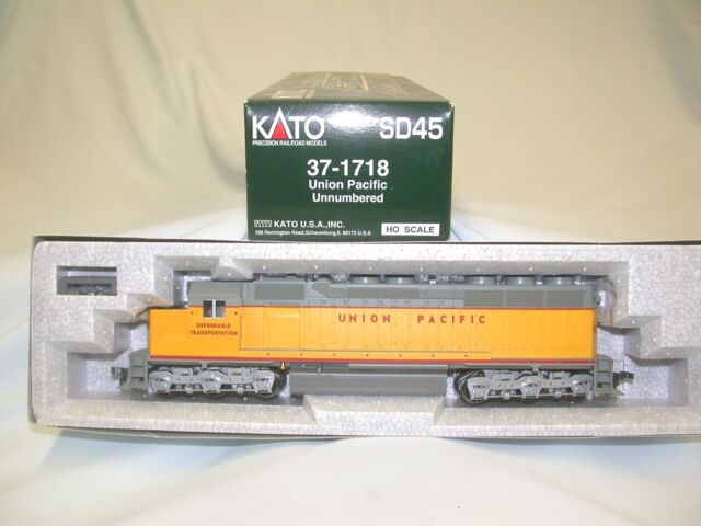 Kato 37-1718 HO Scale EMD SD45 – Union Pacific #none