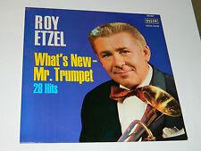 LP ROY ETZEL what's New Mr.trumpet 28 Hits DECCA spécial edition 25 107 teldec