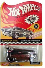 2001 Hot Wheels 2nd Annual Collectors National Convention Customized VW Drag Bus