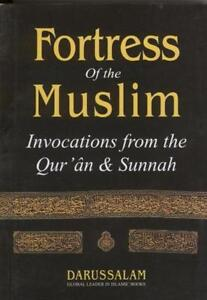SPECIAL-OFFER-Fortress-of-the-Muslim-Pocket-Size-Paperback-DS