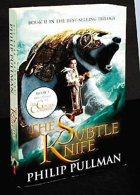 The Subtle Knife (His Dark Materials), Pullman, Philip, Very Good Book