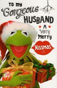Auguri Di Natale Disney.Dettagli Su Kermit La Rana Marito Cartolina Di Natale Disney Muppets Cartoline D Auguri Mostra Il Titolo Originale
