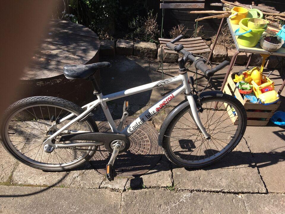 Drengecykel, mountainbike, Everton