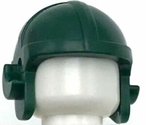 LEGO-Minifigure-Headgear-Cap-Helmet-Cap-Aviator-Fighter-with-Visor-S19Fotball