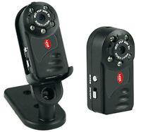 Babycam Wifi Mini Remote Night Vision P2p Netzwerk Kamera Sportsecurity Carcam