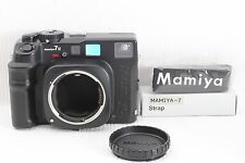 Mamiya 7 II Medium Format Rangefinder Film Camera Body with Strap  Excellent++!!