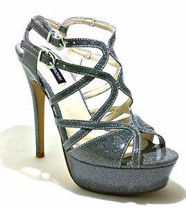LUCIANO BARACHINI scarpe sandali donna liu gioiello decoltè tacco jo ... 0790d4c9337