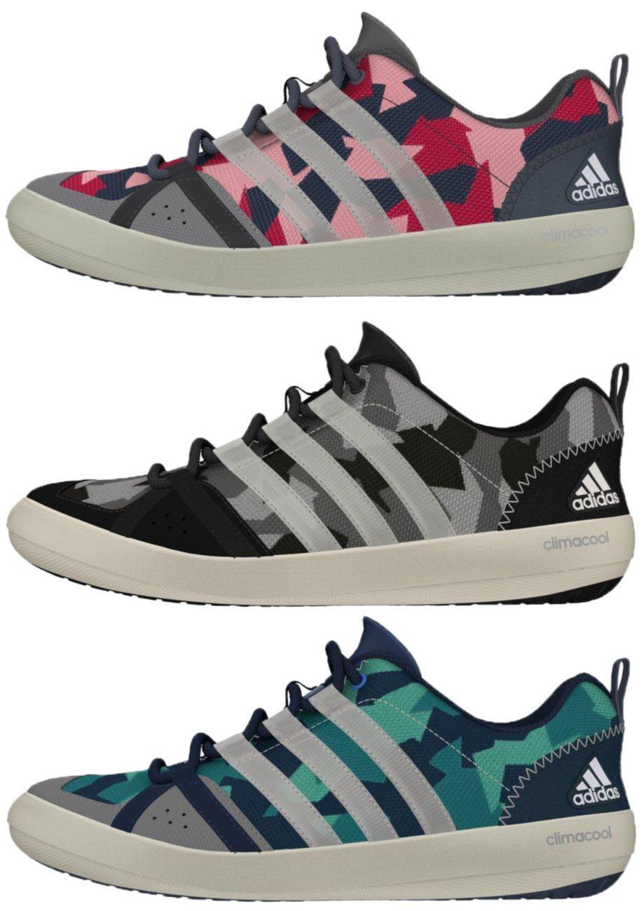 Adidas Sailing Climacool  Barco Encaje Zapato - de Vela Transpirable Naúticos  hermoso
