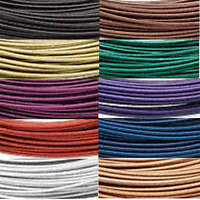 50 Feet 14 Gauge Round Aluminum Jewelry Wrapping Craft Wire Many Colors 2 Choose