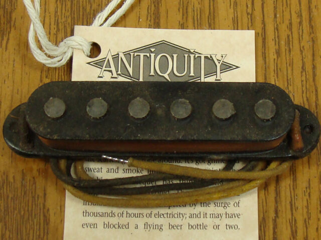 Seymour Duncan Antiquity for Jaguar Single-Coil Neck Vintage Guitar Pickup NEW