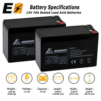 Altronix SMP3PMCTX Compatible Replacement Battery