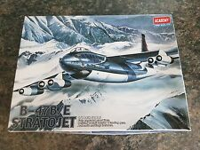 Academy 1/144 B-47B/E Stratojet Bomber USAF Aircraft Great Condition Very Rare