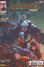 MARVEL UNIVERSE  N°1 Marvel France 4ème série Panini comics