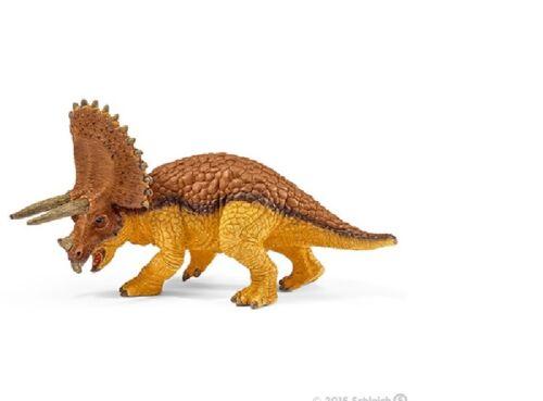 RETIRED NEW SCHLEICH 14549 Triceratops Dinosaur