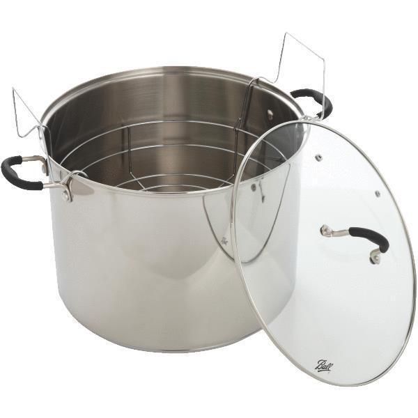 Acier inoxydable d'eau bouillante Bain-marie CANNER 21 QT