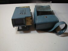 Tektronix 212 Portable Dual Chan Battery Scope Need Nicads With Carry Case Read