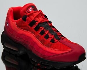 33d5418ab17 Nike Air Max 95 OG Habanero Red New Men s Lifestyle Shoes Low Top ...