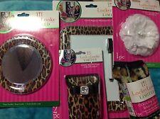 Darice Locker Lookz Leopard Print Mirror
