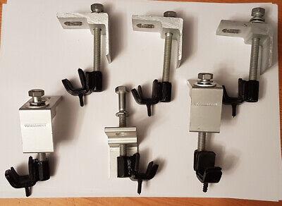 2 X postes a gas para Nissan Navara Hardtop Canopy 400mm C16-08941 E100