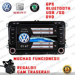 7-034-RADIO-NAVIGATEUR-GPS-DVD-BLUETOOTH-POUR-VW-TRANSPORTER-EOS-POLO-NOUVEAU