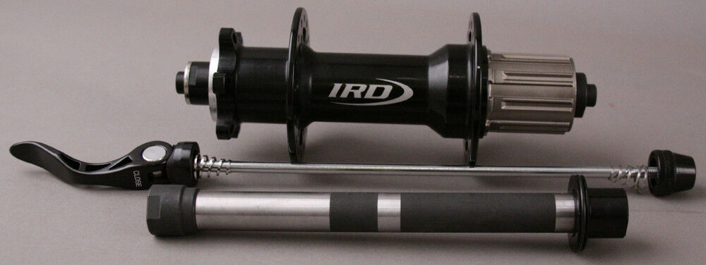 Ird Sägezahn FatFahrrad Hinterradnabe 170mm Qr oder 12x177mm durch Achse Schwarz