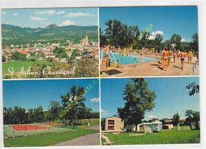 CP-43260-Saint-Julien-Chapteuil-Multiviews-Tennis-Camping-Pool-Edit-Pastre