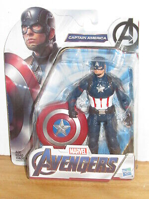 "2019 Marvel Legends Thanos BAF Avengers End Game CAPTAIN AMERICA 6/"" Figure MOC"