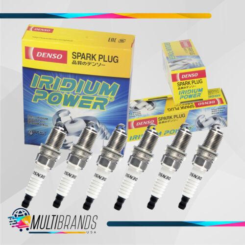 Details about  /Set of 6 5304 IK20 Iridium Power Spark Plugs 100/% GENUINE SAME DAY SHIPPING