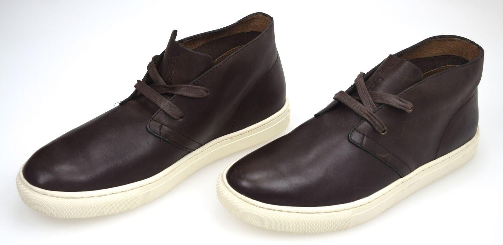 POLO RALPH LAUREN Homme Turnchaussures Polonais chaussures Décontractées A85 Y0287 R0275 A2003 défaut