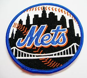 1-LOT-OF-BASEBALL-NEW-YORK-METS-PATCH-PATCHES-3-1-2-034-ROUND-ITEM-62