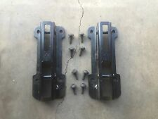 Ford Econoline Van FLOOR BRACKETS 3 or 4 Passenger Bench Seat Factory OEM 08-14