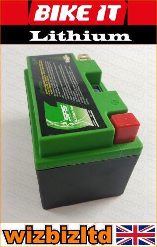 CB1000R Lithium Ion Batterie Moto Honda cc : 1000 Année: 2009-2016 LIPO10A