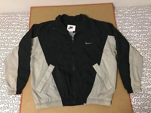 1a9a516f929 Image is loading Nike-Windbreaker-tennis-running-soccer-light-jacket-rap-