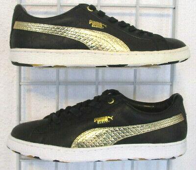 Men's Puma Basket L Stars Sneakers, New