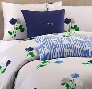 KATE-SPADE-NEW-YORK-Willow-Court-FULL-QUEEN-3-pc-Comforter-Set-GREEN-BLUE-GRAY