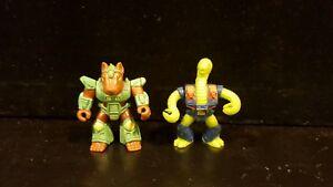 Battle-Beasts-Danger-Dog-amp-Snake-Action-Figure-1986-Takara-Hasbro-2-034-tall