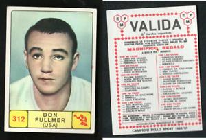 Don-Fullmer-USA-Panini-Boxing-CARD-1968-MINT-n-312-Valida
