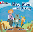 Meg, Mum and the Donkey: Band 02B/Red B by Simon Puttock (Paperback, 2013)