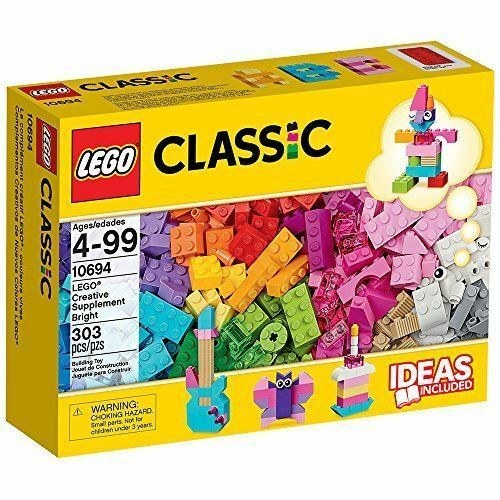 LEGO Classic 10694  LEGO Creative Supplement Bright