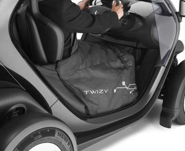 Renault Twizy couverture de protection neuve et d'origine Renault 8201203853