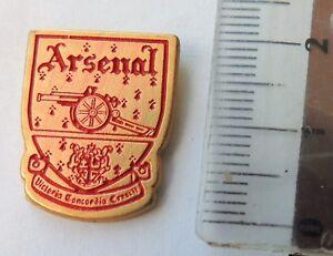 Arsenal Football Club vintage badge crest pin anstecknadel - Solec Kujawski, Polska - Arsenal Football Club vintage badge crest pin anstecknadel - Solec Kujawski, Polska