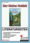 Der kleine Hobbit / Literaturseiten von Moritz Quast (2005, Taschenbuch)