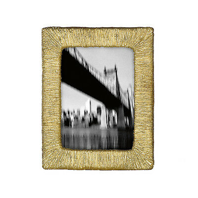 Donna Karan WRAP - Gold 8X10 Picture Frame by Lenox BRAND NEW IN THE BOX $200.00