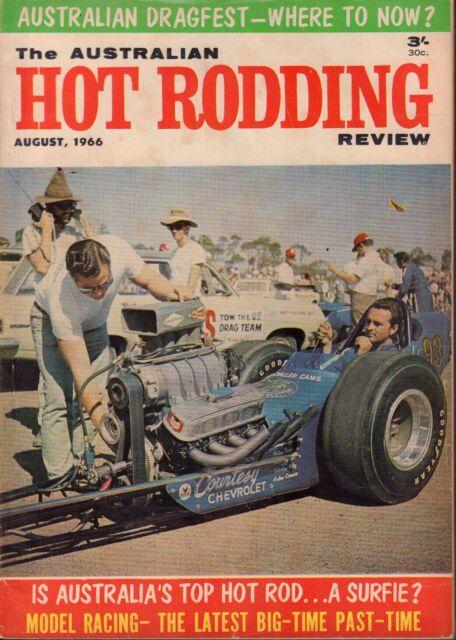 Hot Rod Australia august 1966 Model Racing, a Surfie 030717nonDBE2