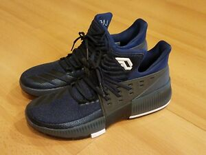 best sneakers f1492 b7205 Image is loading ADIDAS-DAME-3-BY-ANY-MEANS-BASKETBALL-SHOES-