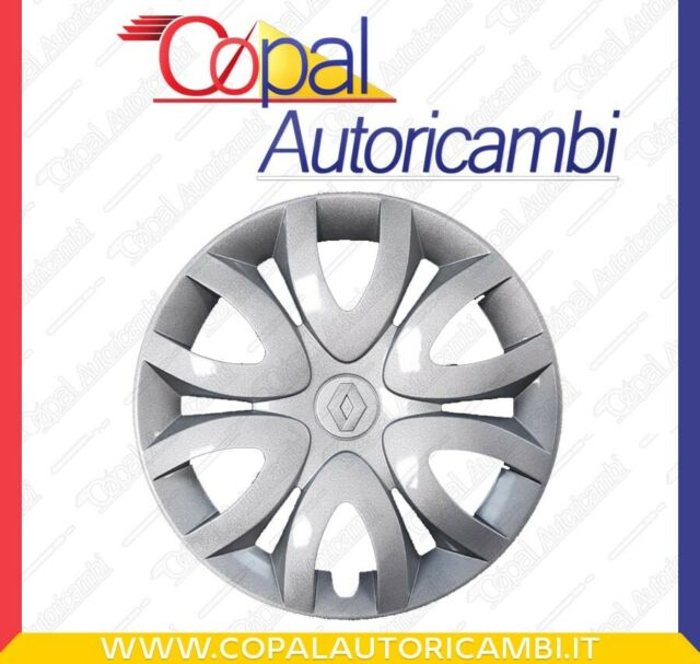 COPRICERCHIO BORCHIA 5755//5 Diametro 15 Nuovo Generico Renault Clio dal 2016 Due 2