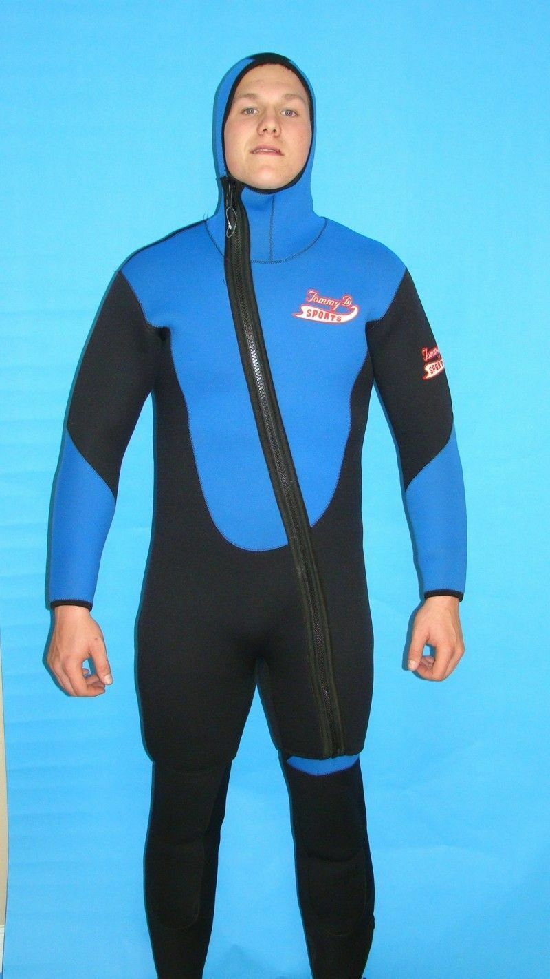 Wetsuit 2 PC Farmer John 7MM X Small Youth   Scuba Gear  8900 XS